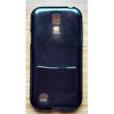Capa Capinha Tpu Fumê Samsung Galaxy S4 Mini 9190 9192 9195
