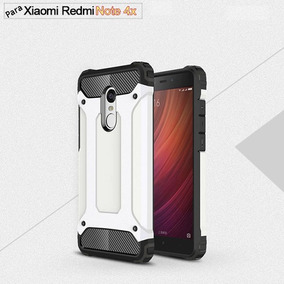 Funda Uso Rudo Xiaomi Redmi Note 4 Y Redmi Note 4x Global