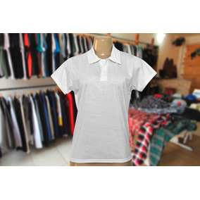 a3b9d9df00 Camisa Polo Feminina - Camisa Pólo Manga Curta Femininas em Santa ...