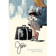 Livro - Jane - Volume Único - Capa Dura - Novo