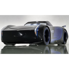 Jackson Storm Cars 3 Disney Escala 1:24 Jada Toys Coleccion