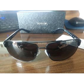 Óculos De Sol Prada Spr57q 100% Original Importado Usa Preto