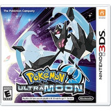 Pokemon Ultra Moon 3ds - Juego Fisico - Next Gamers