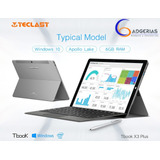 Tablet Teclast X3 Plus, 2.2 Ghz, Teclado, Pluma Y Mouse,