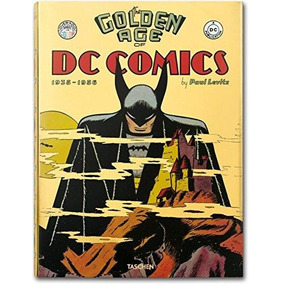 Golden Age Of Dc Comics, The - 1935-1956