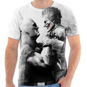 Camiseta Blusa Personalizada Adulto/infantil Batman Herói 1