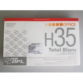 Blanqueamiento Total Blanc Dfl Kit 6 Pacientes