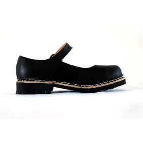 Guillerminas Dirty Boots Febo Ruta Simple Cuero N° 34 Al 37