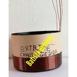 Bobina Para Alto Falante Extreme Challenge 1500 Rms 2+2 Ohms