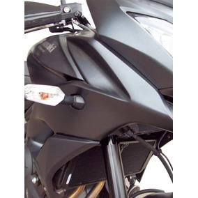 Protector De Radiador Motoperimetro® New Versys 650 L/nueva