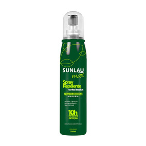 Sunlau Max Repelente Spray (100ml)