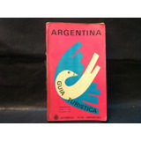 Argentina Guía Turística Aca 1964 F1