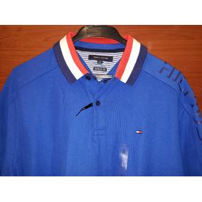 456835862ebc7 Polo Camiseta Tommy Hilfiger Talla Large - Hombre en Ropa - Mercado ...
