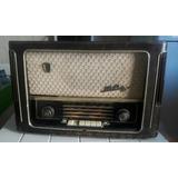 Radio Antiguo Telefunfen Funcionando.