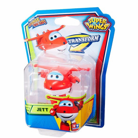 Mini Avião Super Wings Jett Change