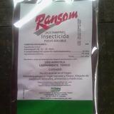 Insecticida Veneno Ransom Para La Mosca Blanca