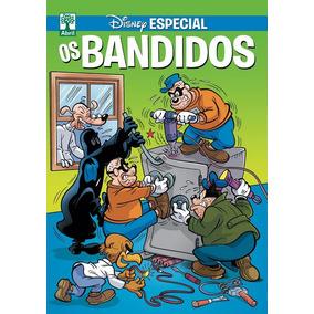 Gibi Disney Especial Os Bandidos ( Lacrado)