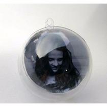 Bola Para Àrvore De Natal Personalizada