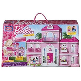 Juguete Mega Bloks Barbie Build