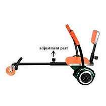 Juguete Tableros Orenge Mini Hover Kart Go Kart Adulto Hove