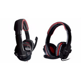 Auricular Gamer Glow C/mic Profesional 3d Sound