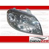 Faro Delantero Para Chevrolet Aveo Lt & Ls (2007 - 2015)