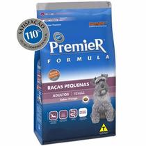 Ração Premier Cães Adultos Raças Pequenas 20 Kg + Brinde