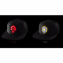 Gorras Warcraft Con Luz Led Sdf - Marcross