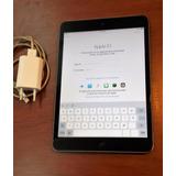 Tablet Ipad Mini Aluminio = 0 Km Libre Icloud Permuto