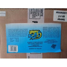 Caja Alimento Balanceado Iguana Bits 3kg