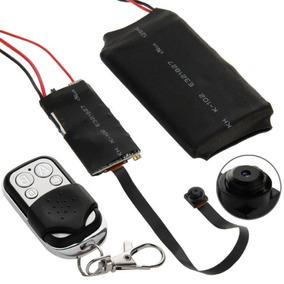 Mini Dv Wireless Videocamara Camara Control Remoto Negro