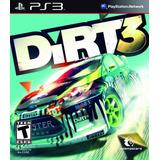 Dirt 3 Ps3 Entregas En El Dia Gamingtown