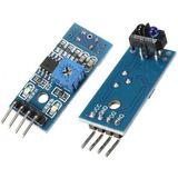 Shield Arduino Ky033 Sensor Segue Faixa C/ Trimpot | Rob0130