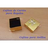 Cajitas De Cartón Para Regalo - Varios Colores - Forradas