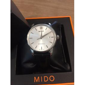 Relógio Mido Baroncelli Pulseira De Couro