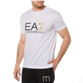 Remera Ea7 Linea Emporio Armani Sport 100% Cotton Original