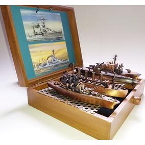 Miniaturas Com 4 Peças Embarcações De Época - Titanic