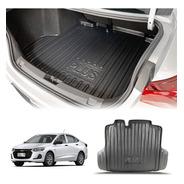 Tapete Bandeja Porta Malas Chevrolet Onix Plus Sedan 2020
