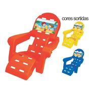 Cadeira Praia Infantil Braskit Brinquedo Praia Criança