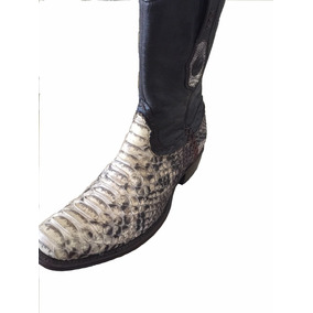 Botas Tombstone Texanas, Cuero Pitón