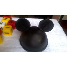 Centro De Torta Cabeza De Minnie Mickey En Porcelana Fría