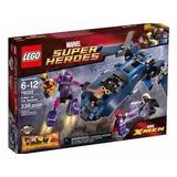 Lego Marvel Wolverine Contra Sentinela 76022