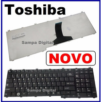 Teclado Notebook Toshiba Satellite A505 L350 L355 L500 L505