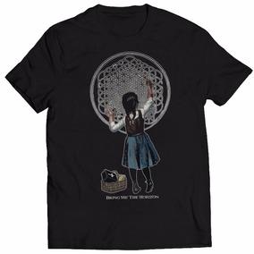 Camisa Camiseta Bring Me The Horizon Bandas Rock