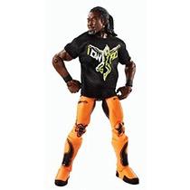 Coleccionable Wwe Elite # 27 Kofi Kingston [toy & Hobby