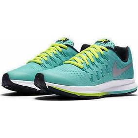 Tenis Nike Para Dama Air Zoom Pegasus 33 834317-300, 23.5 Cm