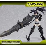 Figura Anime Insane Black Rock Shooter Figma Sp-041 16 Cm