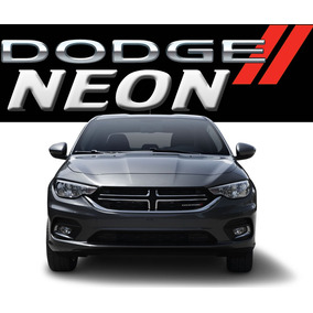Dodge Neon Se Mtx Ideal Uber 1.4l 95hp Std 17km/l Ac Abs Rhc