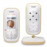Monitor De Bebé Con Audio Y Video Full Color Vtech Vm311
