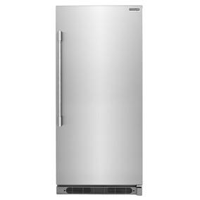 Refrigerador Vertical Enfriador Inoxidable Pro Frigidaire